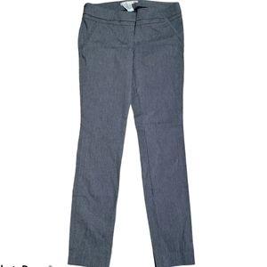 Dynamite Like New Grey Stretch Pants Size 9 (30)